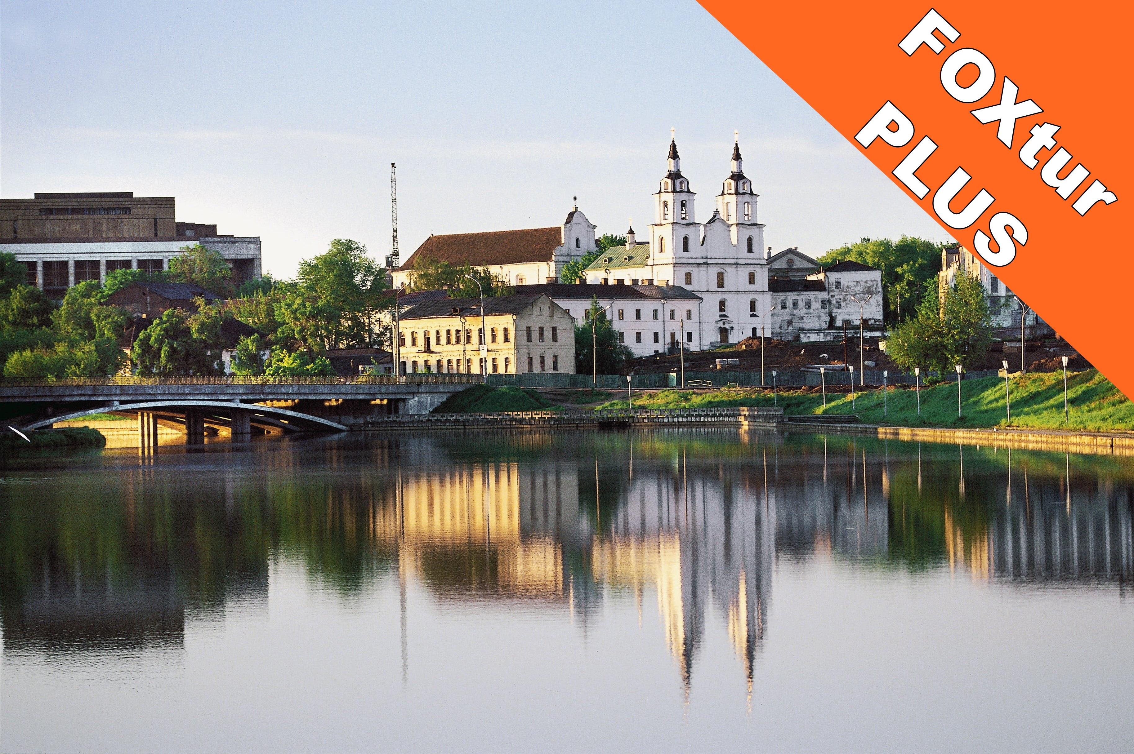 BELARUS (beyaz rusya) & RUSYA Minsk(2), Moskova(2), St. Petersburg(3)