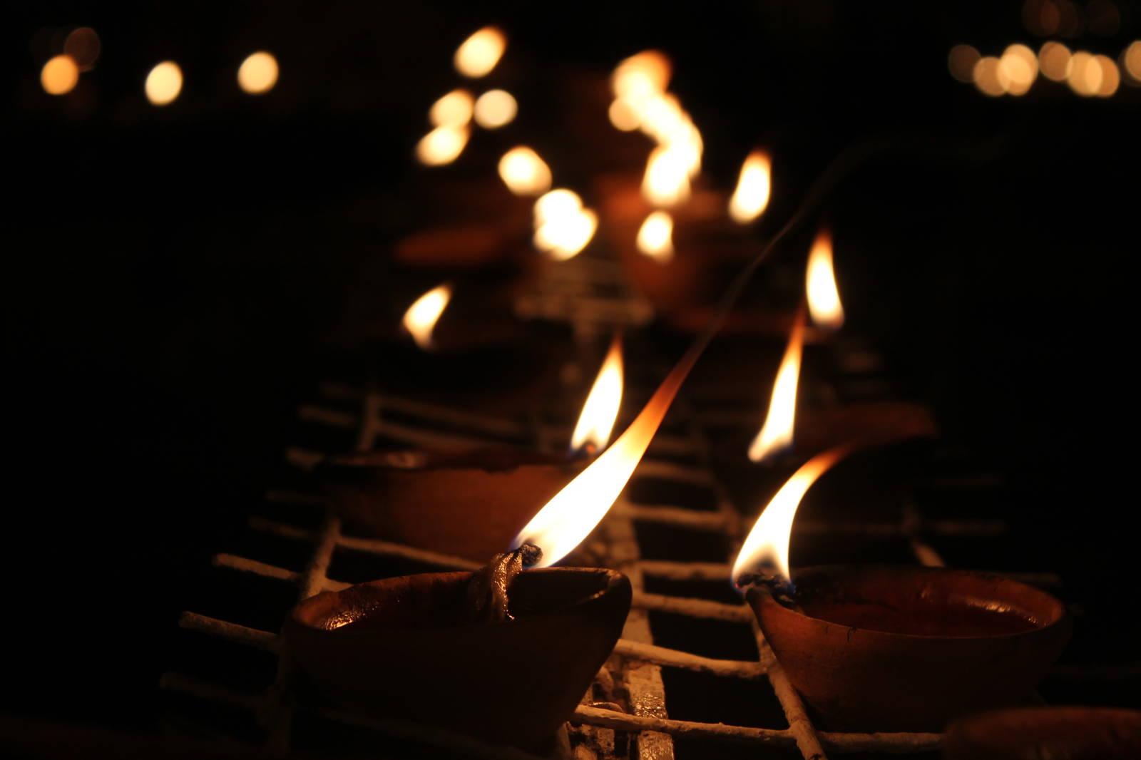 Diwali Festivali, İyiliğin kötülüğü, ışığın karanlığı yendiği gün